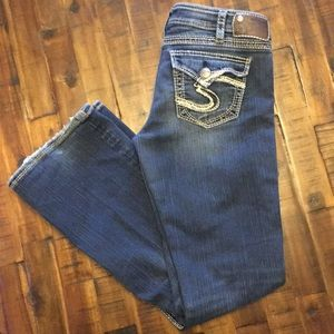 Silver Jeans Co. 30x33 Tuesday Surplus
